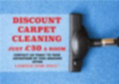 Discount Carpet clean in hastings