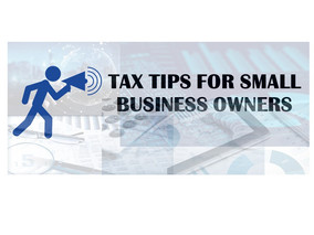 Register Today for The Small Business Owner's Tax Session!