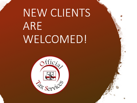 NEW CLIENTS ARE WELCOMED!