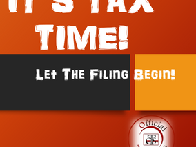 IT'S TAX TIME! CONTACT US TODAY!