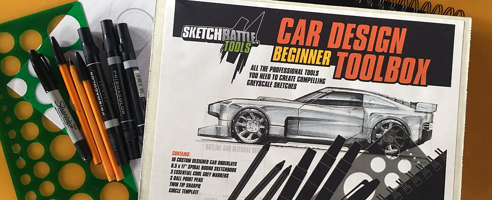 CAR DESIGN TOOLBOX
