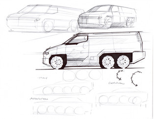 Sketchbattle JR Car Design Class 1.2