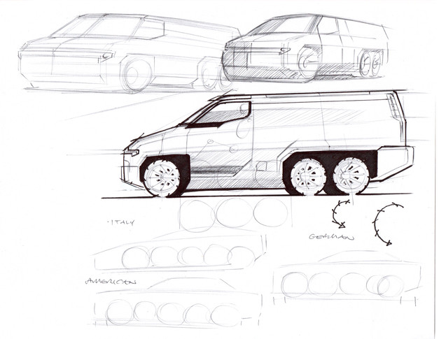 Sketchbattle JR Car Design Class 1.2