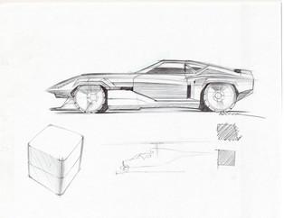 Spiker Car 2