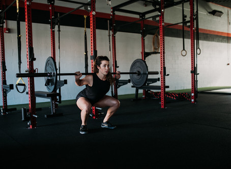 How to Train for Strength Success- Ladies Listen Up- This is for You!