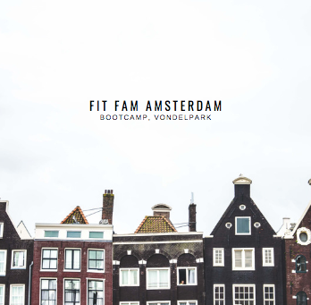 Fit Fam Amsterdam Bootcamp