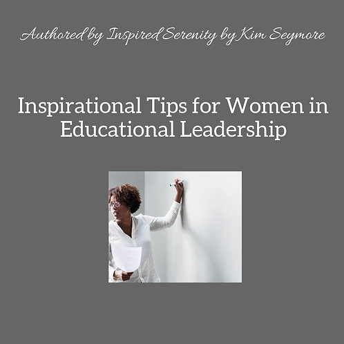 Success Tips for Women in Educational Leadership