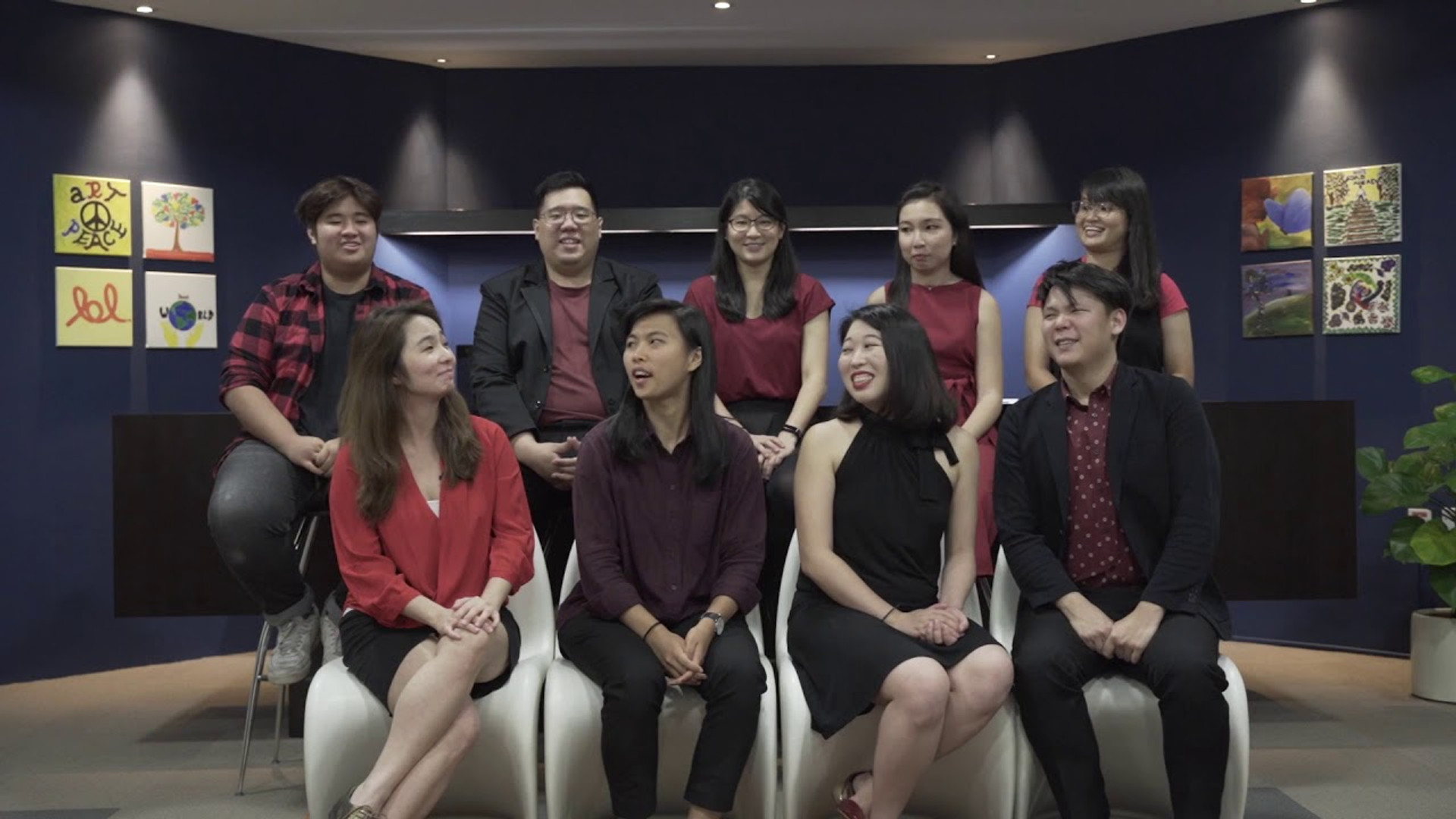Official Esplanade Voices Festival Interview