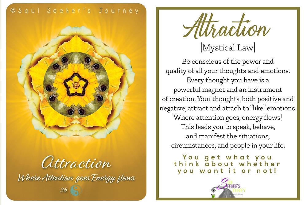 Mystical Law Soul Card