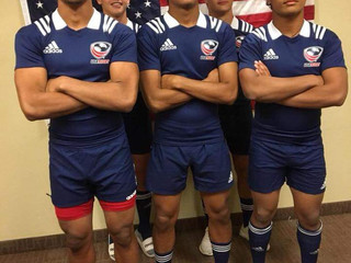 Check out these RR's . . . they will don the Red, White, and Blue of the USA Youth Olympic Squad