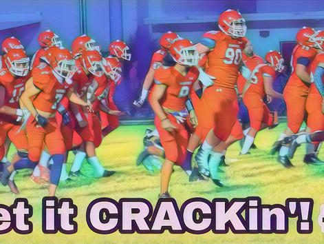 Let's get it CRACKin'!