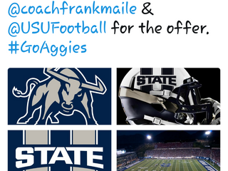 Utah State offers Ah You
