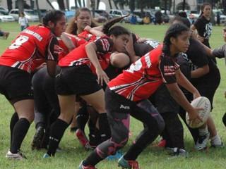 KAHUKU GIRLS ENJOY WIN