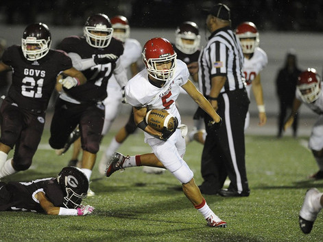 Kahuku rebounds with a win against Farrington