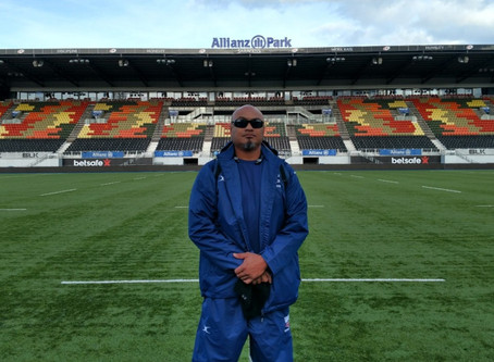 Nusi Tukuafu – invaluable lessons learned from Premiership Rugby Scholarships programme