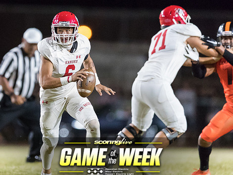 No. 2 Kahuku clears out No. 7 Campbell, 45-6 [update]