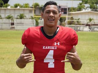 Interview: 3-Star 2020 Hawaii OLB/SS Ace Kaufusi Updates Kahuku's Hot Start