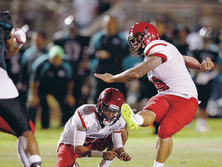 Former Kahuku All-State kicker Kekoa Sasaoka to join Warriors