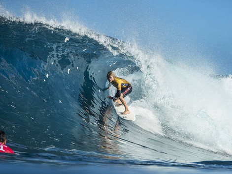 Florence wins second straight World Championship at Pipeline