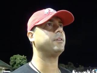 VIDEO: Kahuku football coach Makoa Freitas