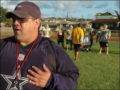 Campbell recruits Johnson to coach, lead Sabers to state title