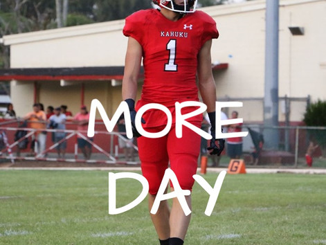 1 More Day!