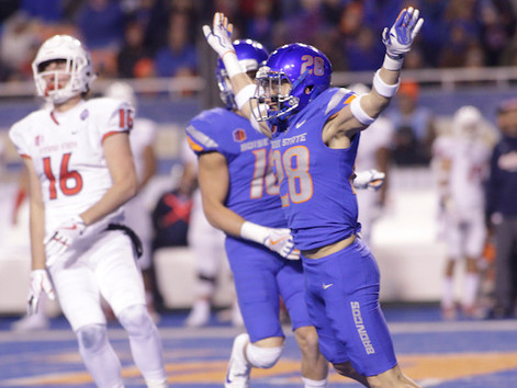 HAWAII GROWN: Kaniho's pick-6 leads Boise to win