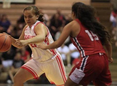 Sophomore guard Leiah Naeata fuels Kahuku's rise to the top of OIA girls basketball standings