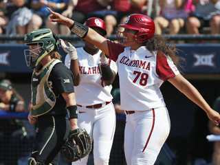 Former Campbell High softball star Jocelyn Alo named national freshman of the year