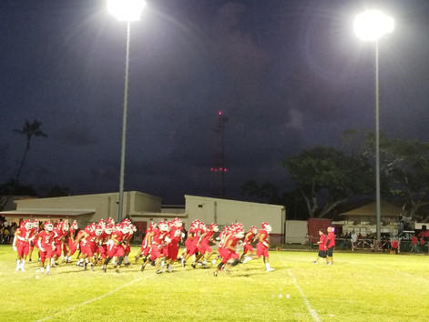 Leaving Leilehua - media and parting thoughts