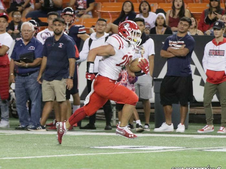 Saint Louis throttles Kahuku for fourth straight championship