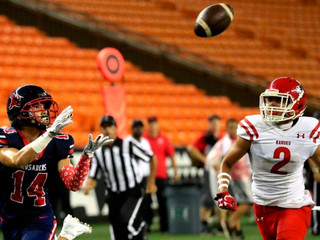 One half is enough for No. 1 Saint Louis to pound No. 4 Kahuku
