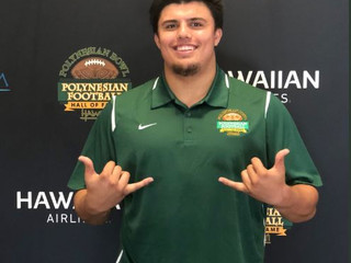 Check out our Red Raider Polynesian Bowl reps!