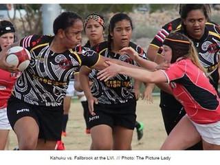 Young Kahuku Hungry to Compete