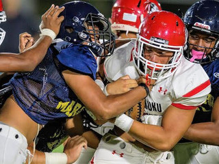 Pass-happy Kahuku shows up at Waipahu