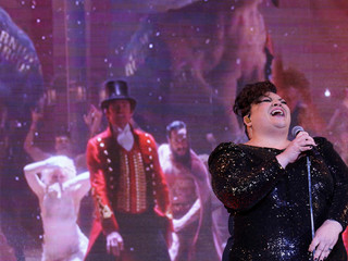 Keala Settle's dad on his 'Greatest Showman' daughter: 'Everything that she does is