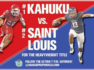 VIDEO: Saint Louis-Kahuku highlights
