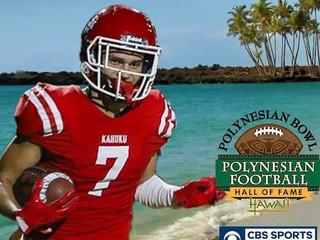 Kahuku gets its second 2020 Polynesian Bowl All-Star