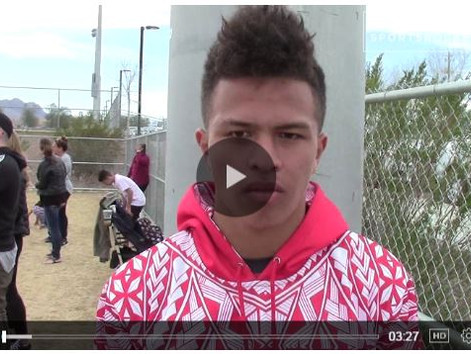 2020 QB Sol-Jay Maiava Touted As Next Big Prospect Out Of Hawaii