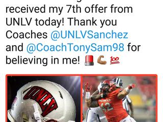 Congrats Samson!