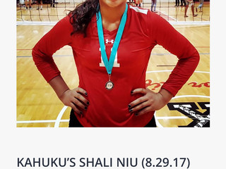 X-factor Player of the Game: Shali Niu