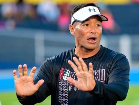 Q&A: Kahuku coach Sterling Carvalho