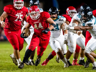 Kahuku trounces Kapolei in a game dripping with emotion