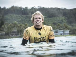 Despite winning back-to-back titles, John John Florence won't call himself the best surfer in th