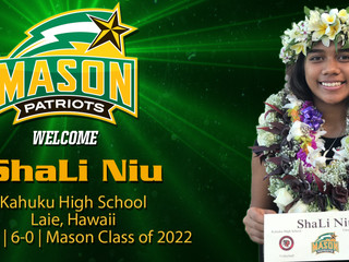 Mason Welcomes Four To The Class Of 2018