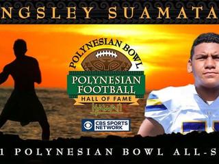 Polynesian Bowl announces Kingsley Suamataia as 2021 selection #StraightFromTheBush