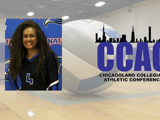 Sao earns CCAC Defensive Player of the Week honors