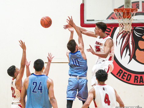 Red Raiders put on a defensive clinic against Kailua