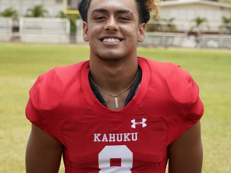 Three-star safety selected to Polynesian Bowl