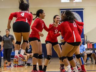 Kahuku outlasts Kamehameha to win volleyball invitational